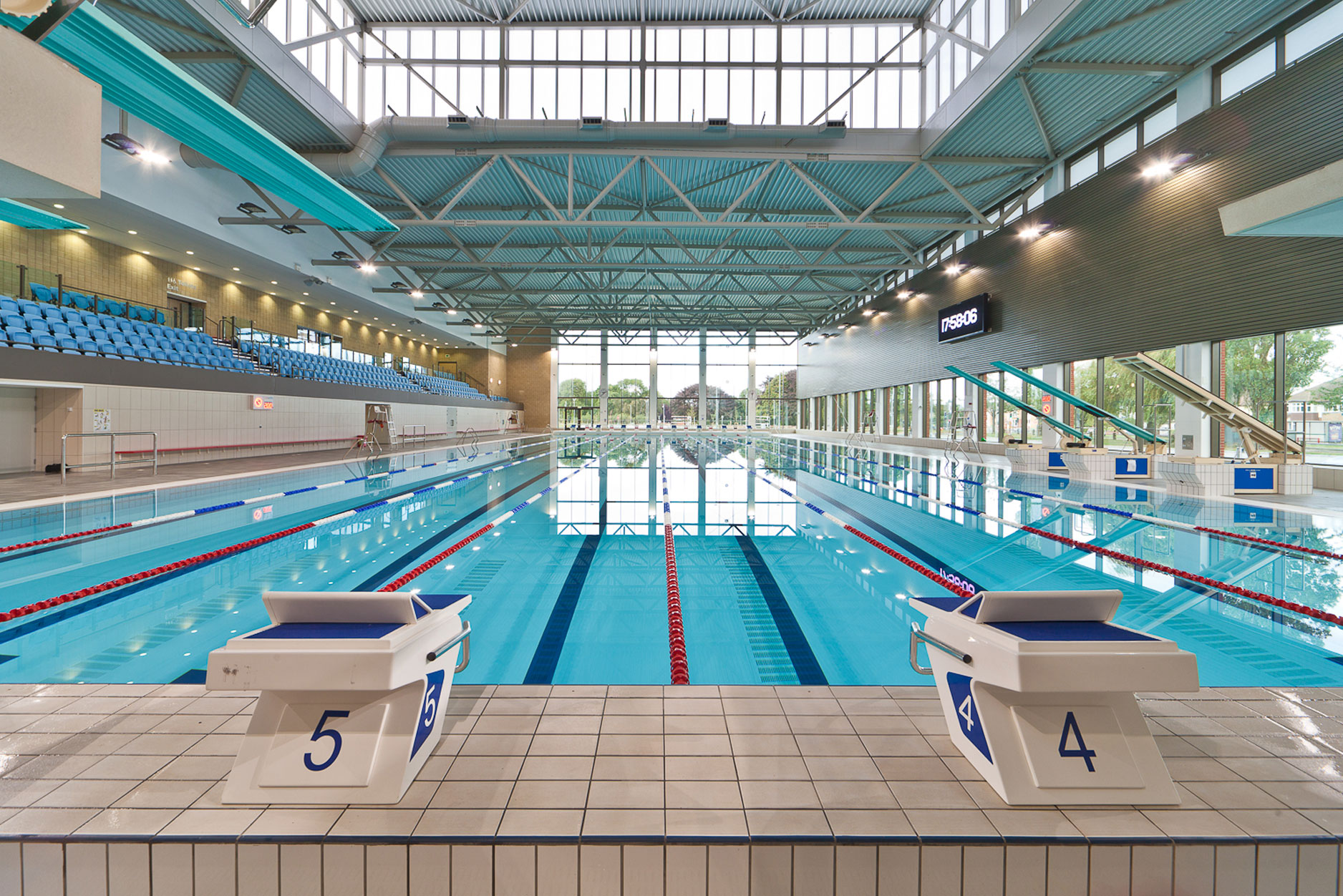 Aquatic Centre Luton