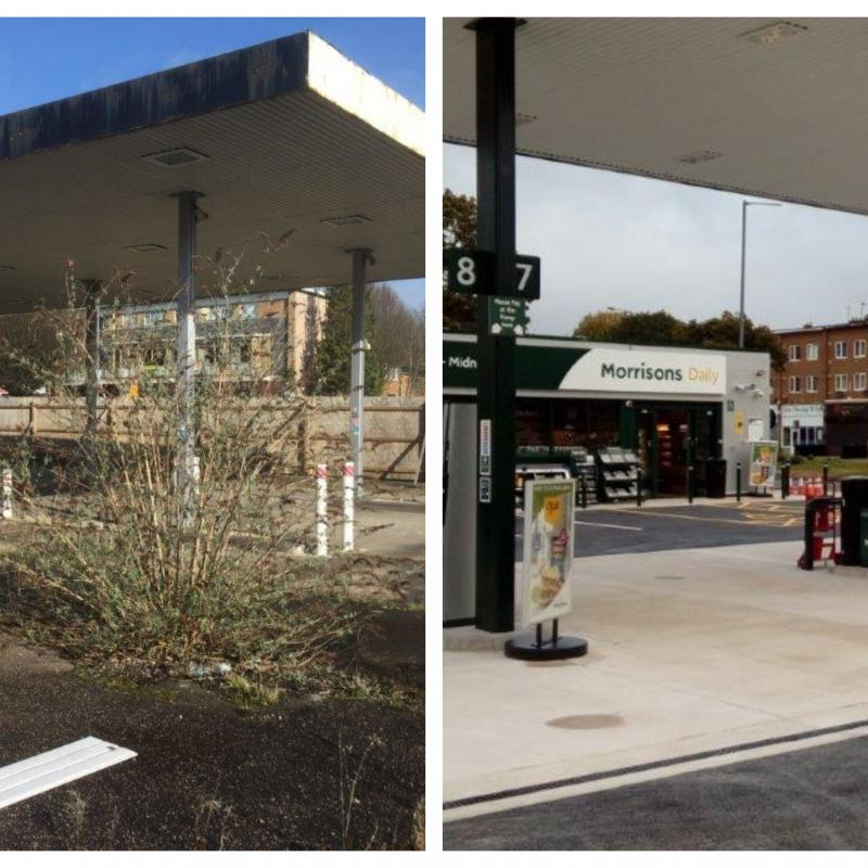 Petrol Station Redevelopment