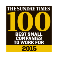 The Sunday Times Best Small Companies to Work For