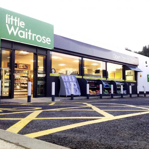 Waitrose Shell Petts Wood image