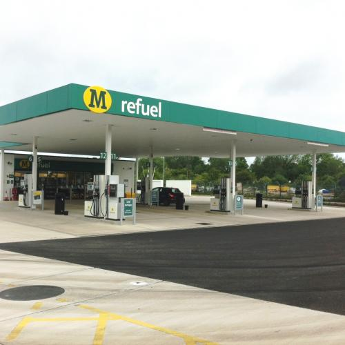 Petrol Station Construction and Fit-Out
