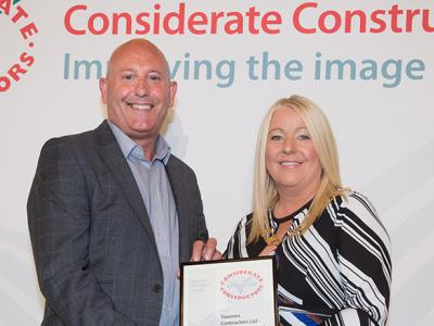 Considerate Constructors Scheme National site Awards